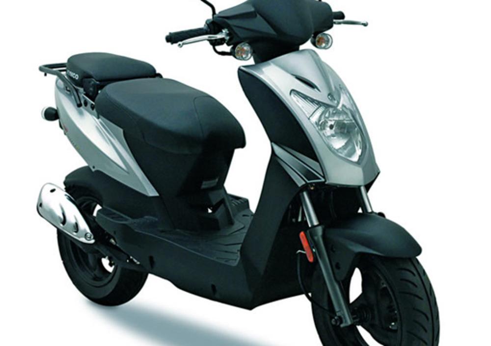 kymco agility 50 r10 (2007 - 14), prezzo e scheda tecnica - moto.it
