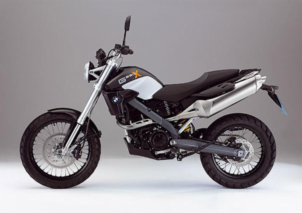 Bmw G 650 Xcountry Prezzo E Scheda Tecnica Moto It