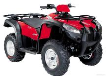 Kymco MXU 500