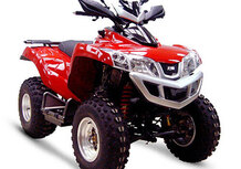 Sym Quad Lander 250 (2007 - 11)