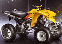 Adly ATV 50 Supercross