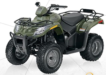 Arctic Cat 250 2x4