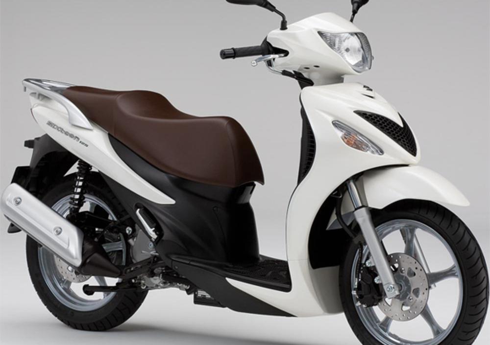 Suzuki SIXteen 125 (2007 - 14)