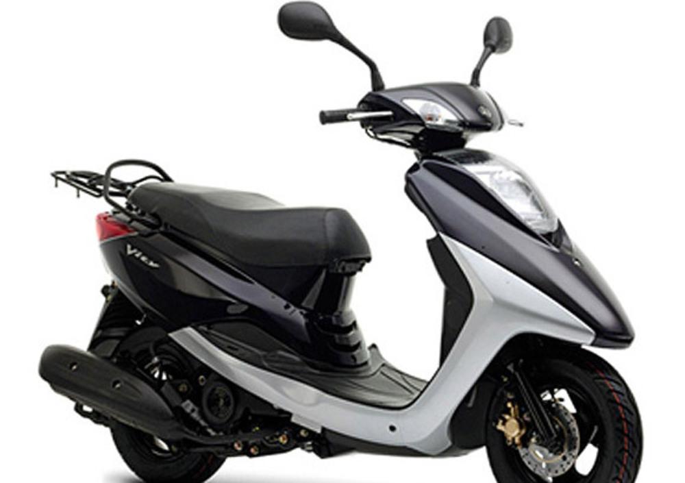 Yamaha Vity 125 (2007 - 15)