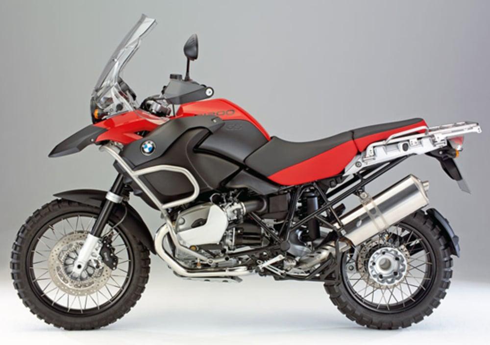 Bmw R 1200 GS Adventure (2008 - 09)