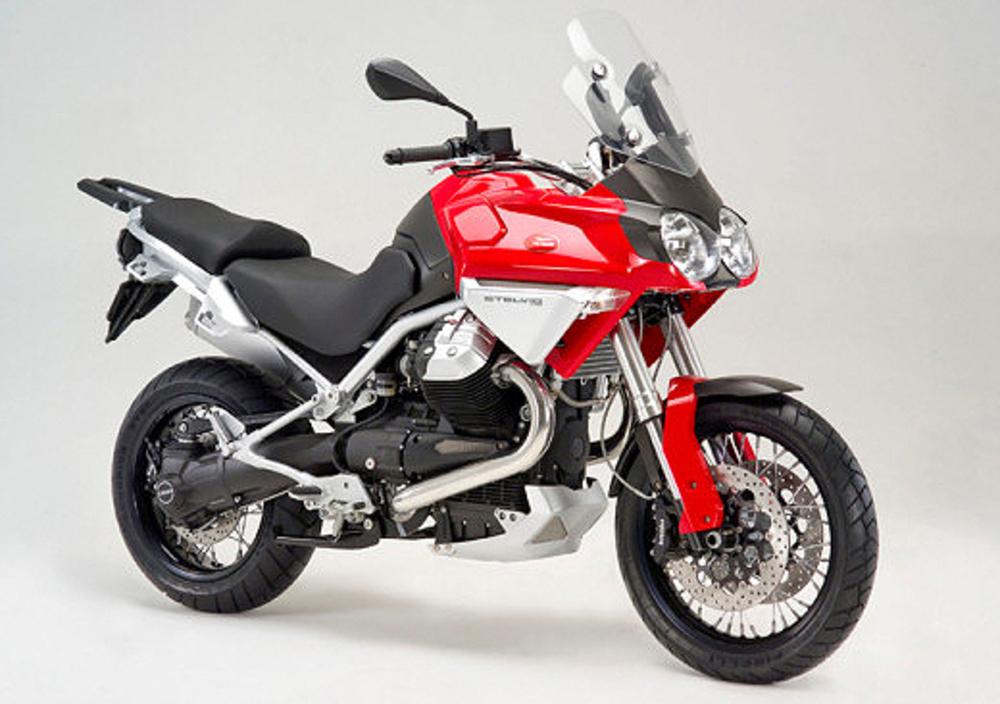 Moto Guzzi Stelvio 1200 4V (2008 - 10)