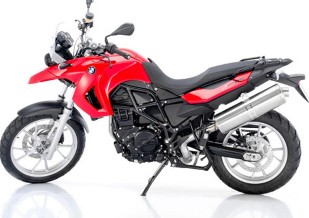 bmw f 650 gs (2008 - 12), prezzo e scheda tecnica - moto.it