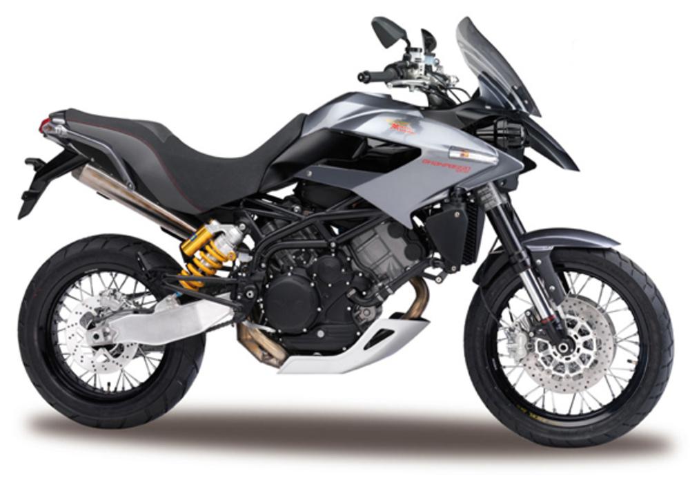 Moto Morini Granpasso 1200 (2008 - 11)