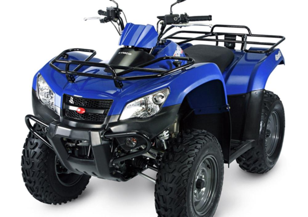 Kymco MXU 400 (2007 - 13)