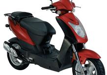 Kymco Agility 125 R12 (2007 - 13)