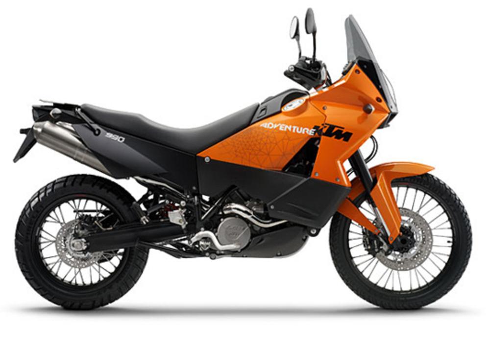 KTM 990 Adventure (2009 - 11)
