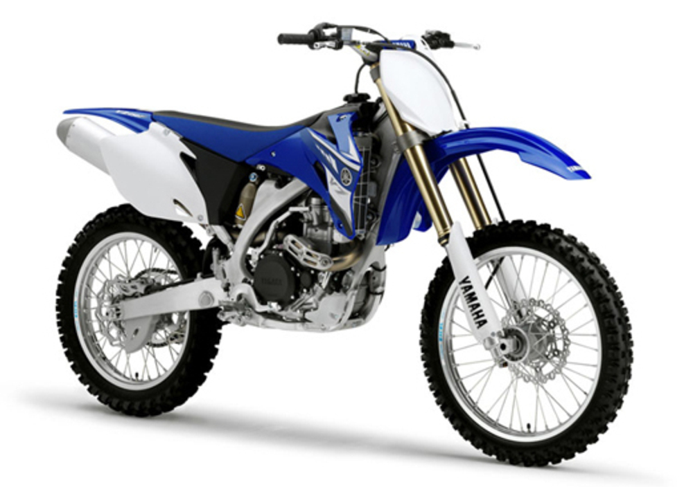 Yamaha WR 450 F (2008)