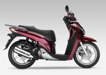 Honda SH 125 i (2009 -12)