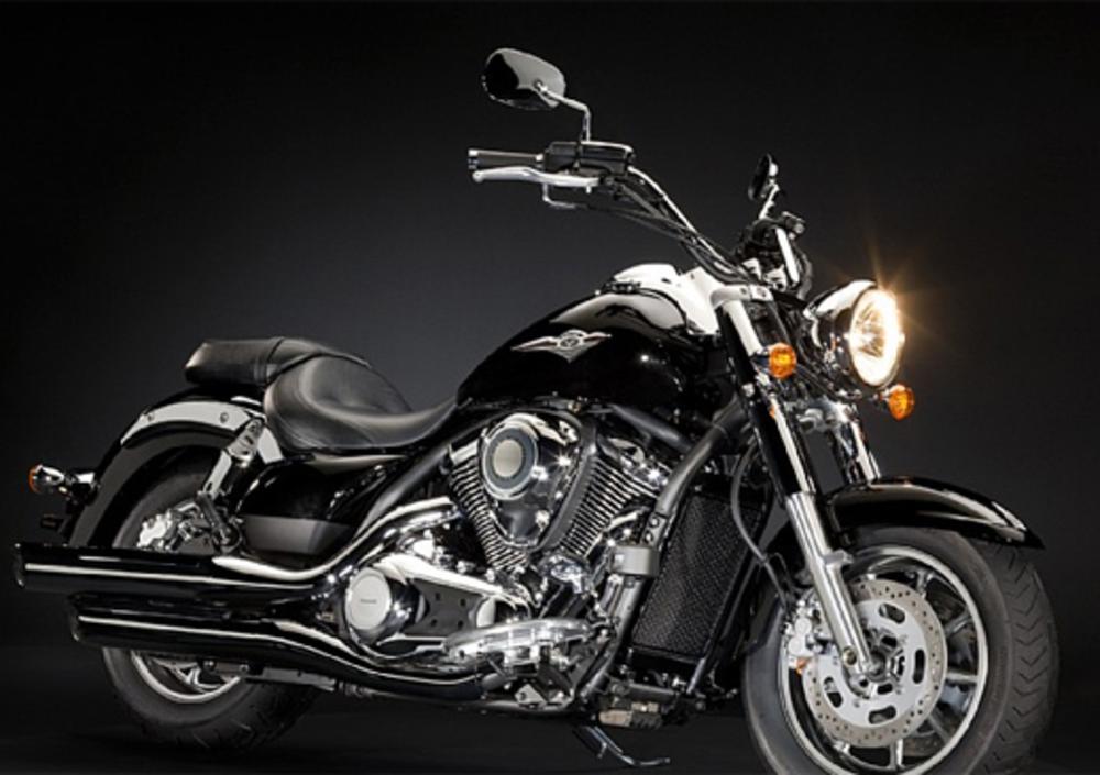 Kawasaki VN 1700 Classic (2009 - 11)