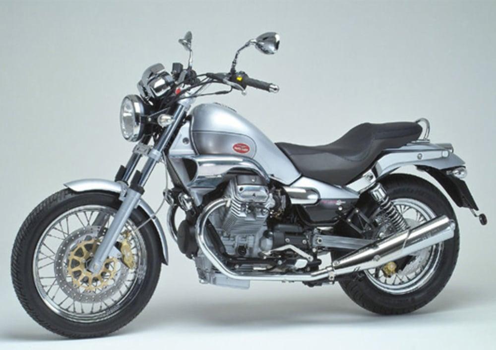 Moto Guzzi Nevada 750 S.E. 07 (2008 - 11)
