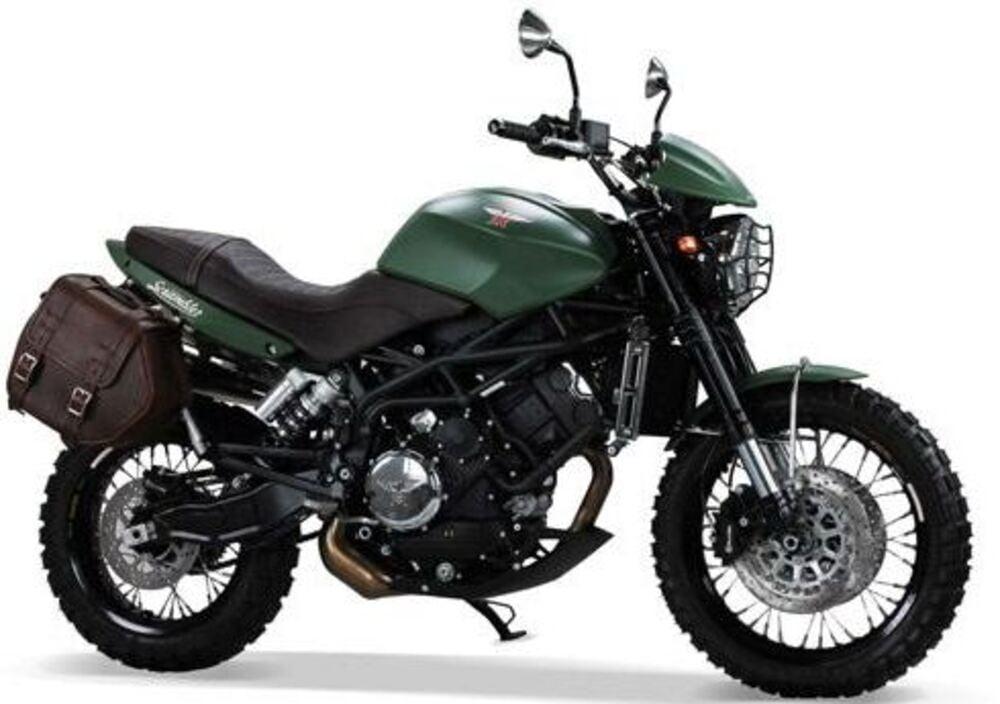 Moto Morini Scrambler 1200 (2009 - 17) (2)