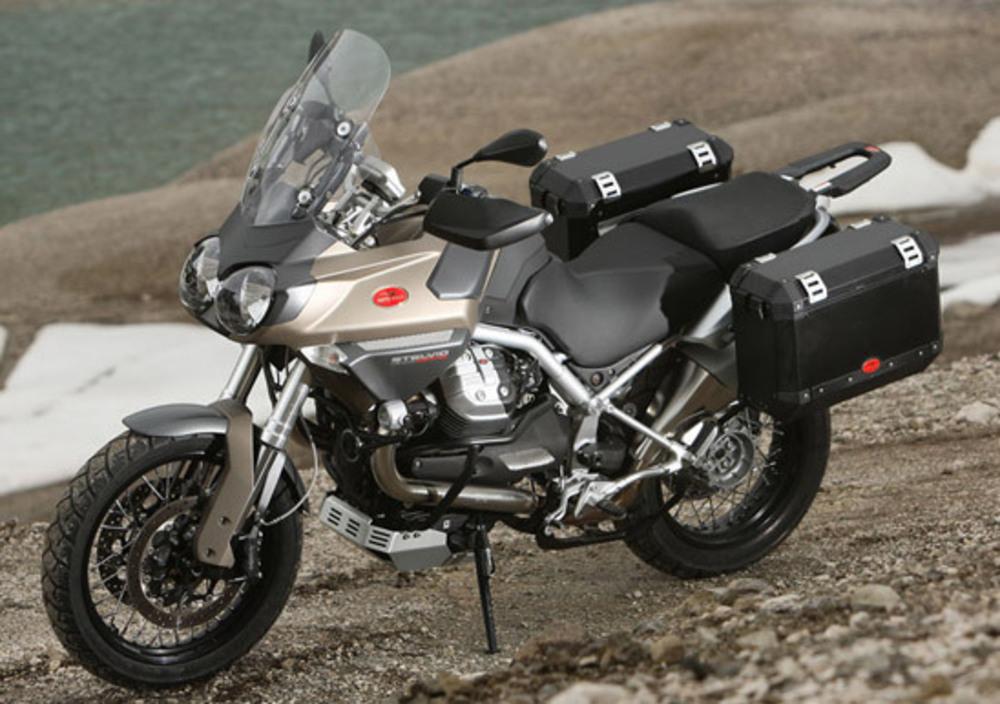 Moto Guzzi Stelvio 1200 NTX (2009 - 10)