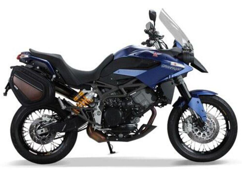 Moto Morini Granpasso 1200 (2010 - 19) (3)