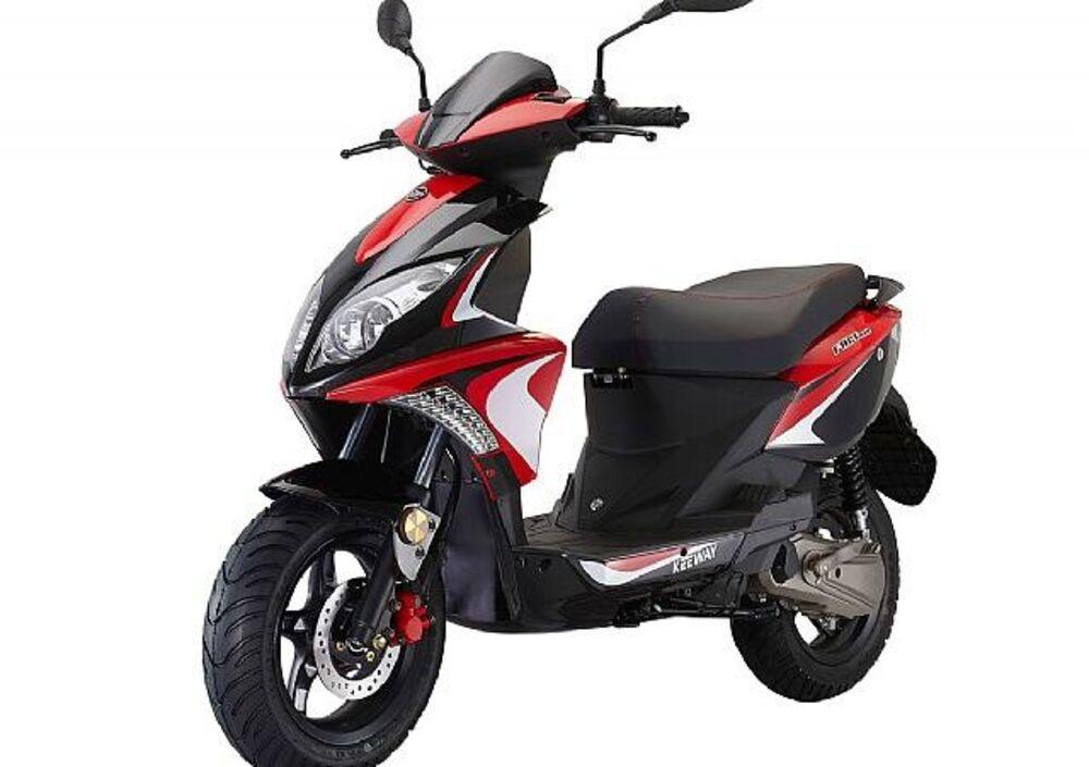 Keeway Motor F-Act 50 cc 2t Evo Sport (2009 - 18)