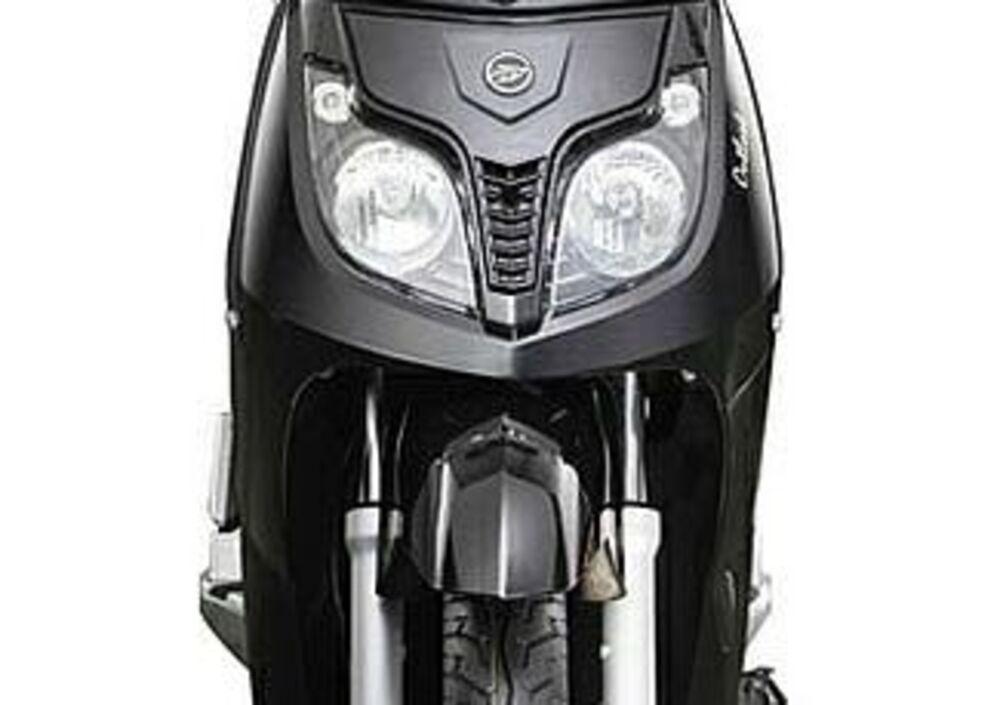 Keeway Motor Outlook 125 (2011 - 12) (3)