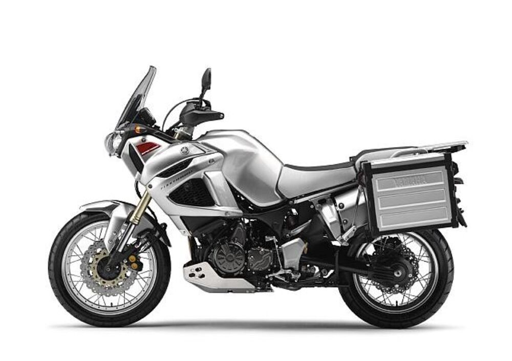 Yamaha XT1200Z Super Ténéré First Edition (2010 - 11)