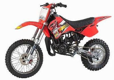 Rieju MX FT 50