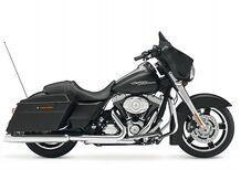 Harley-Davidson CVO Street Glide (2011 - 12)