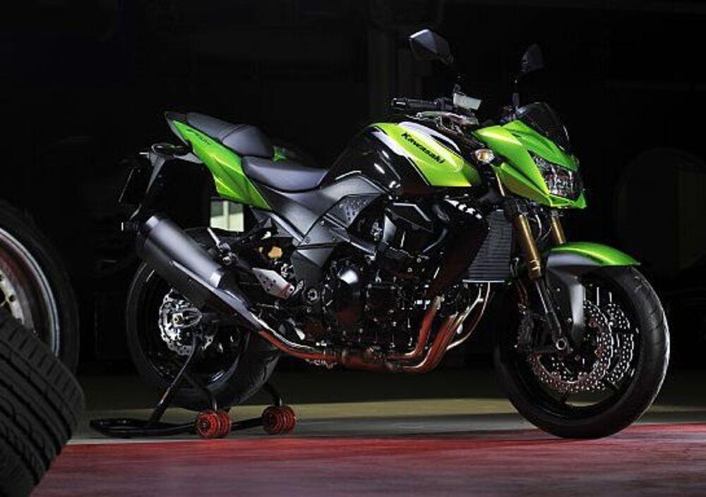 kawasaki z 750 r abs (2011 - 12), prezzo e scheda tecnica - moto.it