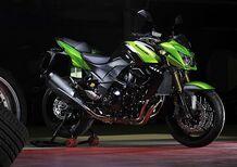 Kawasaki Z 750 R ABS (2011 - 12)