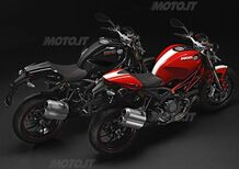 Ducati Monster 1100 Evo ABS (2011 - 13)