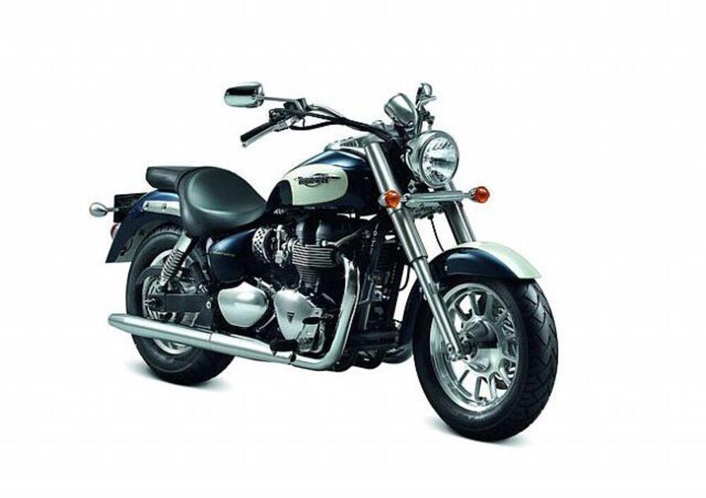Triumph Speedmaster (2010 - 17)