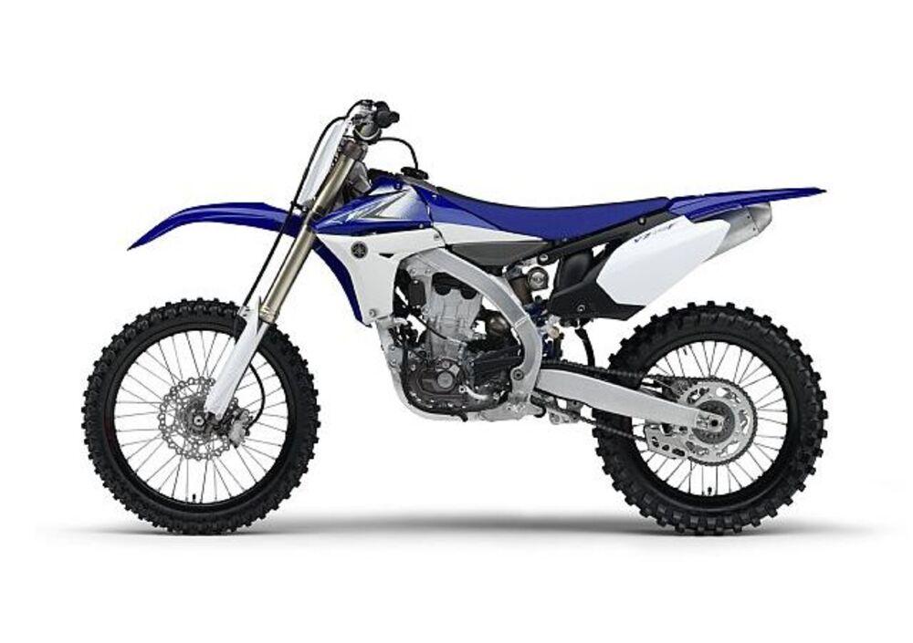 Yamaha YZ 450 F (2012)