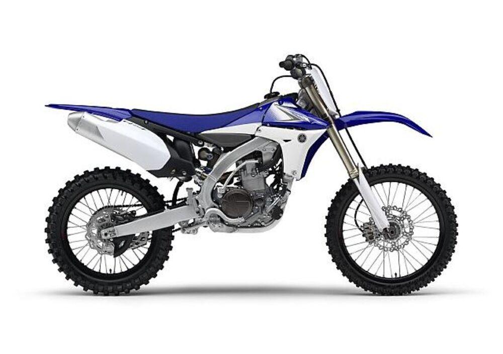 Yamaha YZ 450 F (2012) (4)