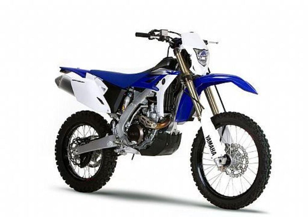 Yamaha WR 450 F (2012)
