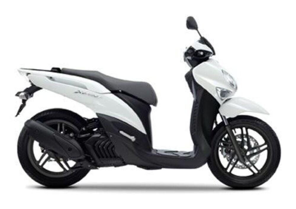 Yamaha Xenter 125 (2011 - 14) (2)