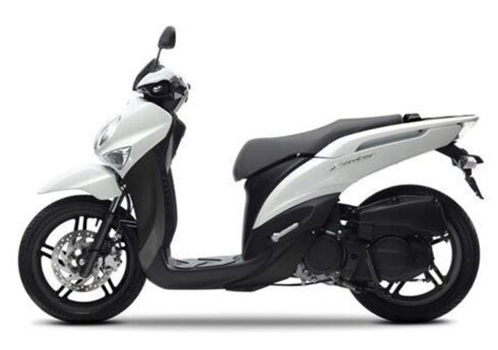 Yamaha Xenter 125 (2011 - 14) (3)