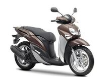 Yamaha Xenter 150 (2011 - 14)