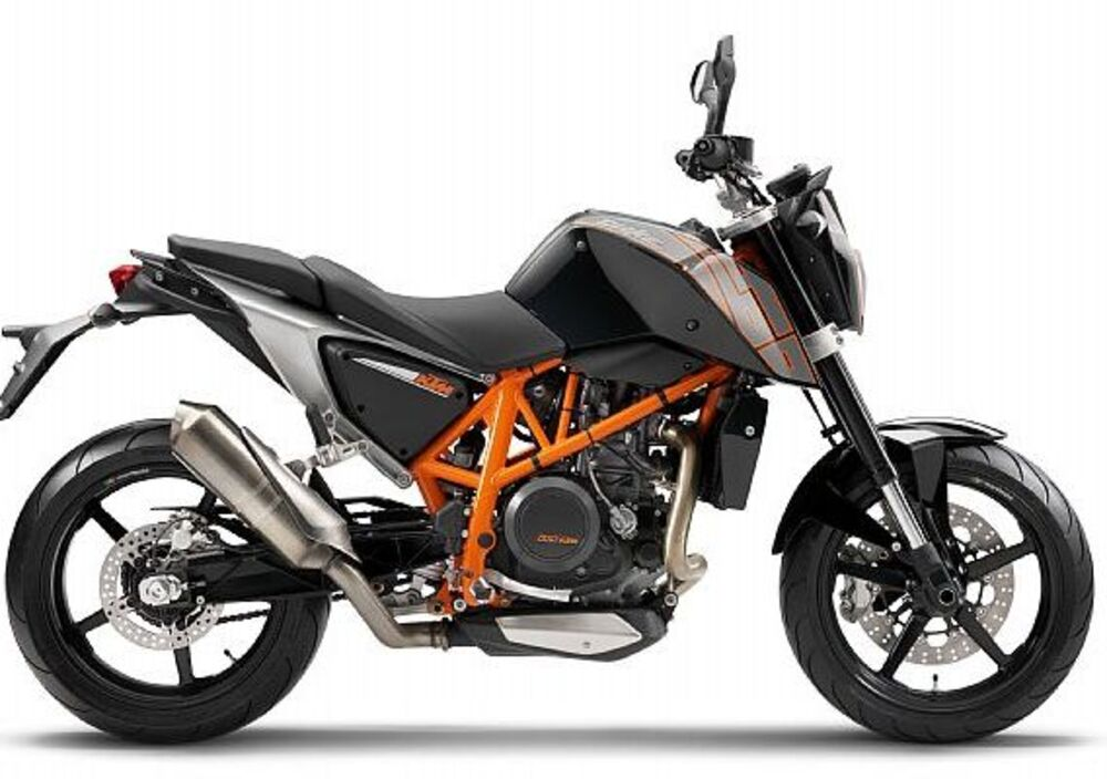 ktm 690 duke 2012 16 prezzo e scheda tecnica. Black Bedroom Furniture Sets. Home Design Ideas