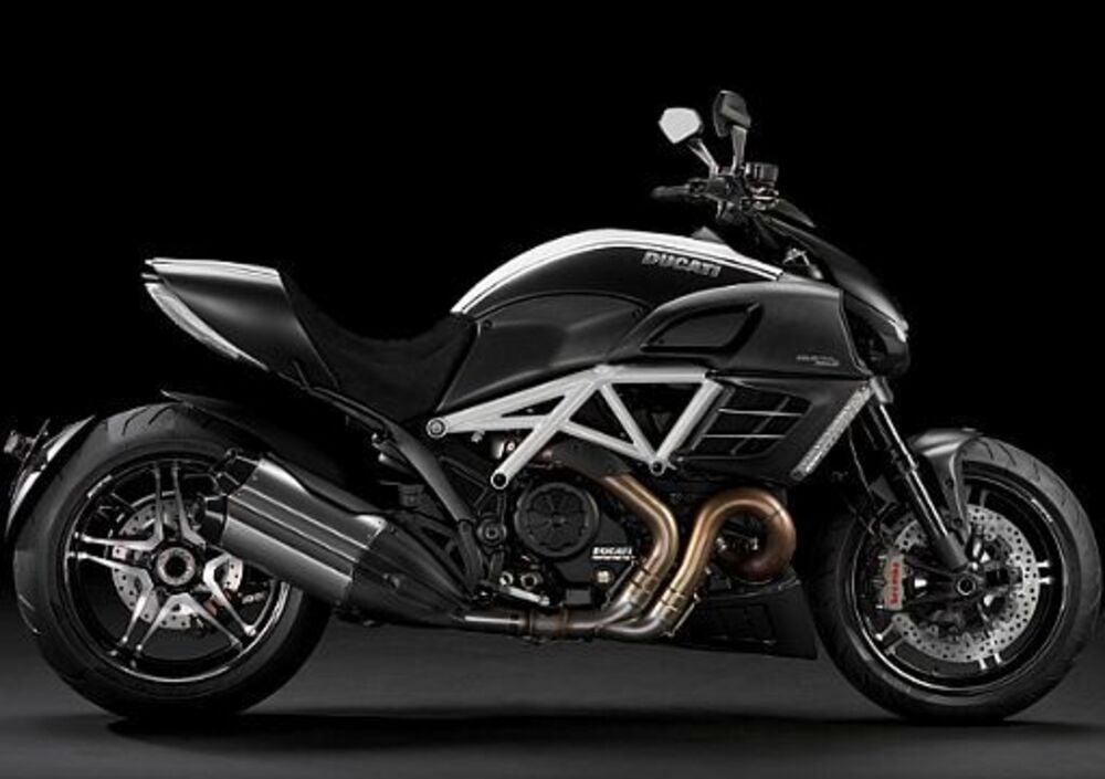 Ducati Diavel AMG (2012)