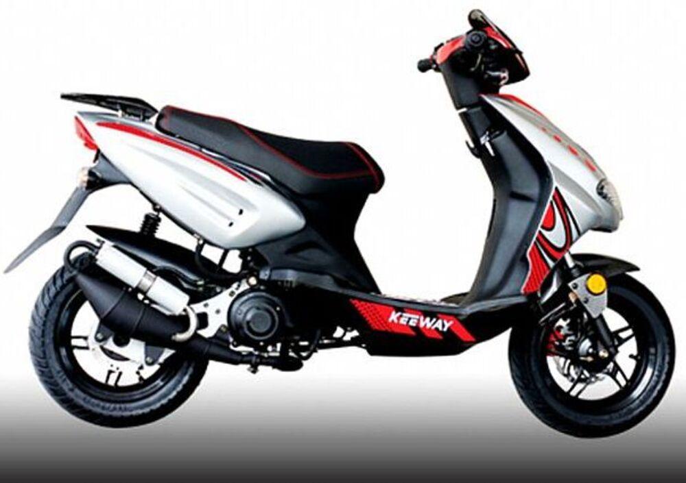 Keeway Motor RY8 50 cc 2t (2009 - 12)