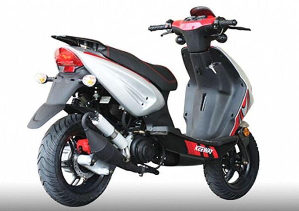 Keeway Motor RY8 50 cc 2t (2009 - 12) (2)