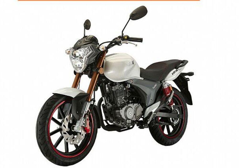 Keeway Motor RKV 125 (2012 - 17) (5)