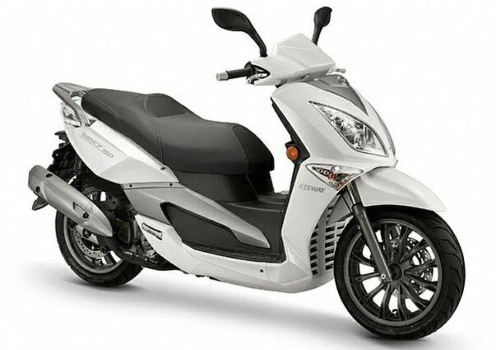 Keeway Motor Index 350 (2012 - 16)