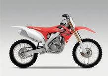 HM CRF 250