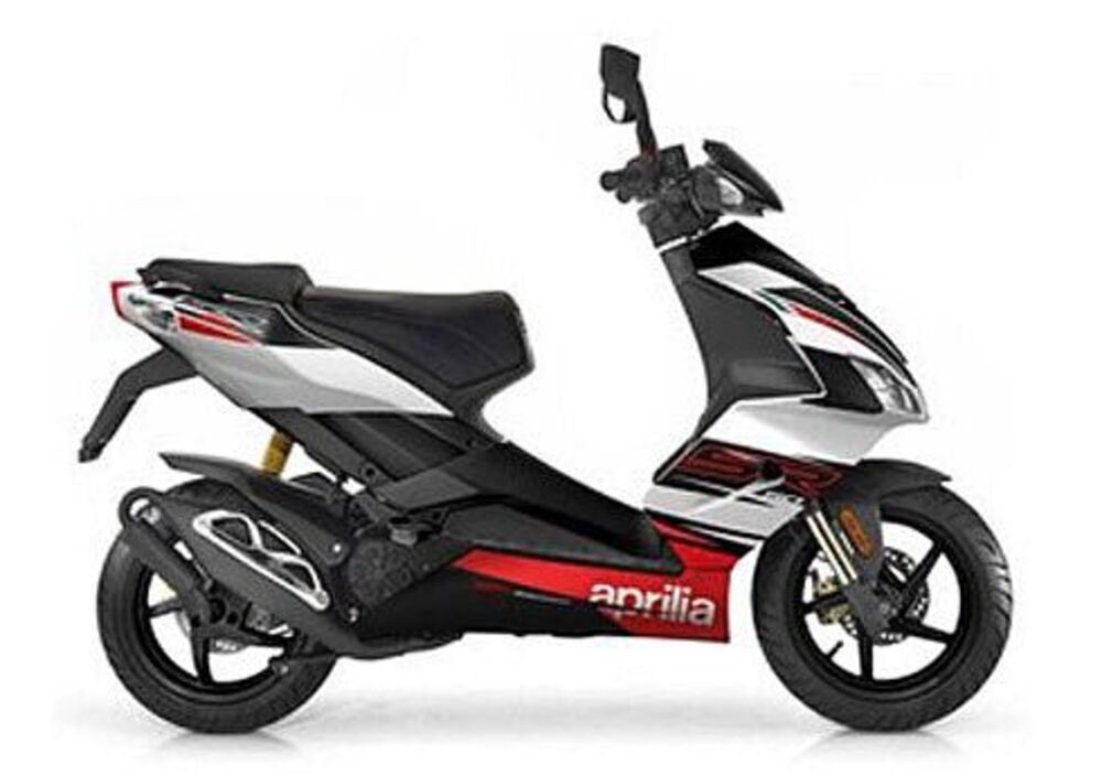 aprilia sr 50 r factory 2012 15 prezzo e scheda tecnica. Black Bedroom Furniture Sets. Home Design Ideas
