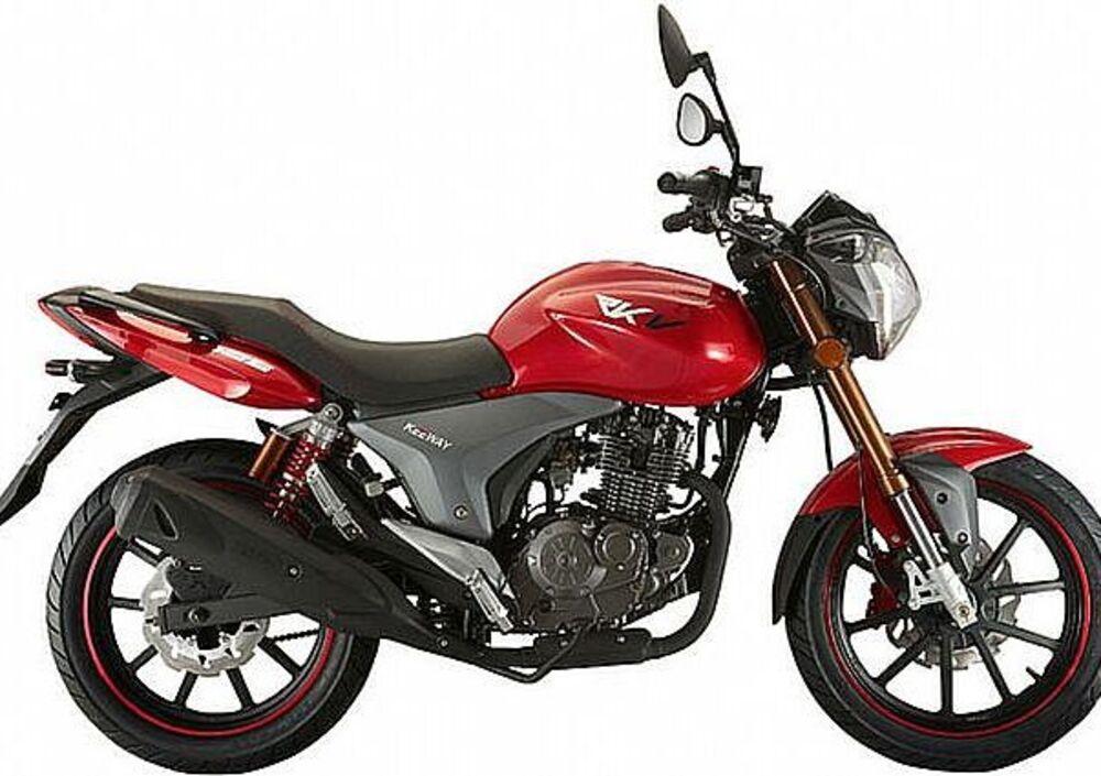 Keeway Motor RKV 200 (2012 - 13)