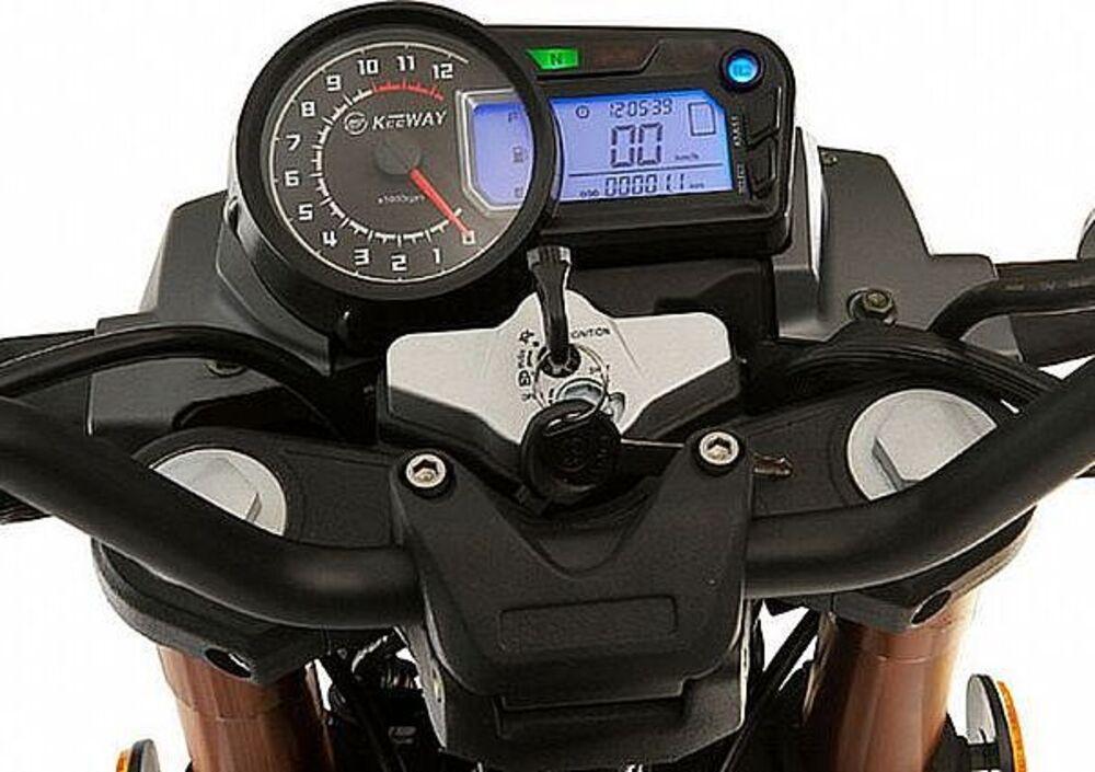 Keeway Motor RKV 200 (2012 - 13) (4)