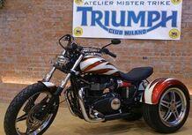 Mister Trike Triumph