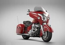 Indian Chieftain (2014 - 16)