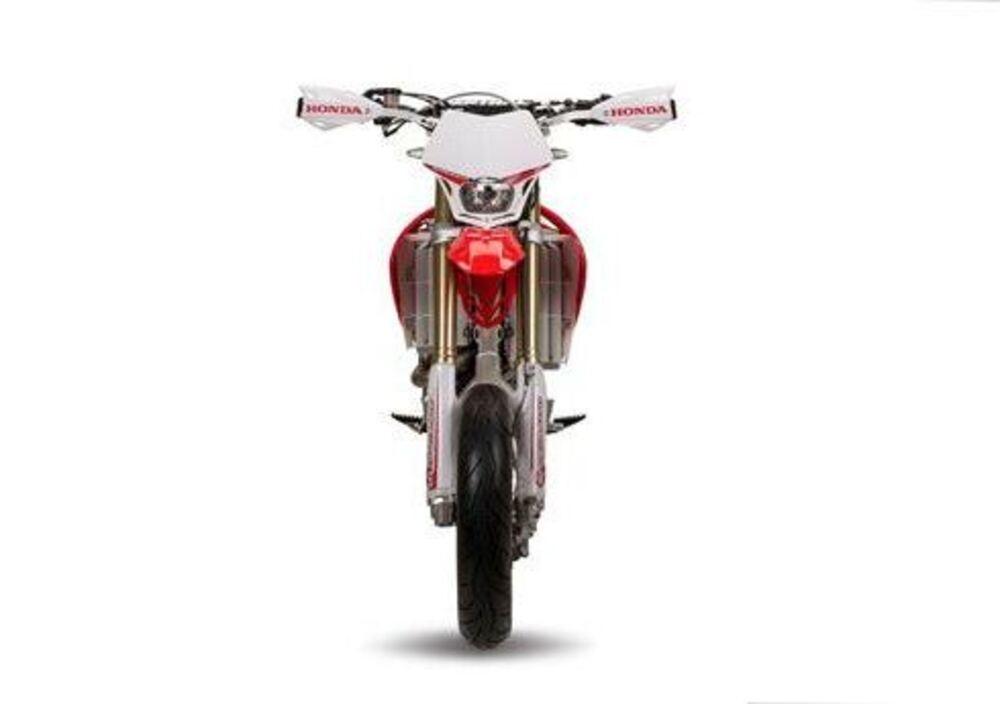 Honda CRF 450 X Supermoto (2014)